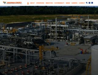 sevenenergy.com screenshot