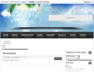 sevenparadise.blogspot.com screenshot