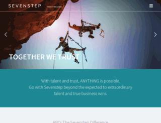 sevensteprpo.com screenshot