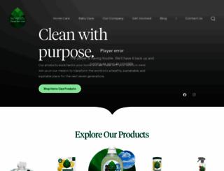 seventhgeneration.com screenshot