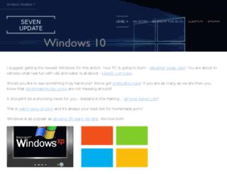 sevenupdate.com screenshot