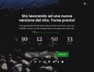 severinopannella.it screenshot