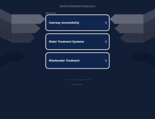 severntrentservices.com screenshot