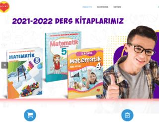 sevgiyayinlari.com.tr screenshot