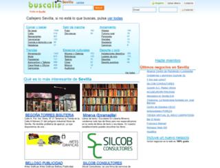 sevilla.buscalis.com screenshot