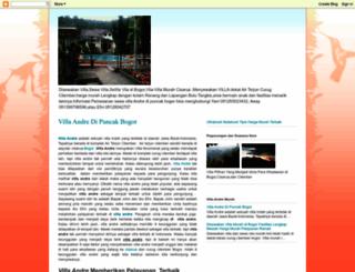 sewa-villa-cilember-bogor.blogspot.com screenshot