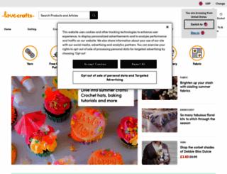 sewandso.co.uk screenshot
