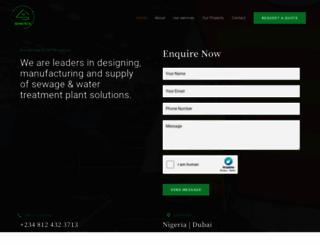 sewatechnigeria.com screenshot