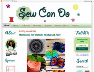 sewcando.com screenshot