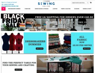 sewing-online.com screenshot