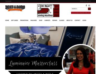 sewtime.com screenshot