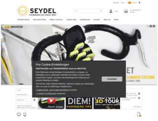 seydel1847.com screenshot