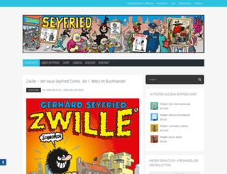 seyfried-berlin.de screenshot