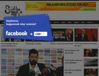 seyhunmedya.com screenshot