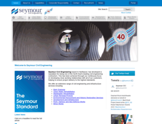 seymourcec.co.uk screenshot