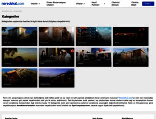 seyseller.neredekal.com screenshot