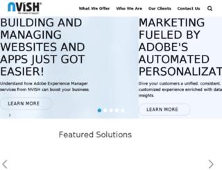 sez.nvish.com screenshot