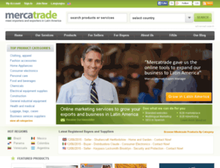 sf-dev2.mercatrade.com screenshot