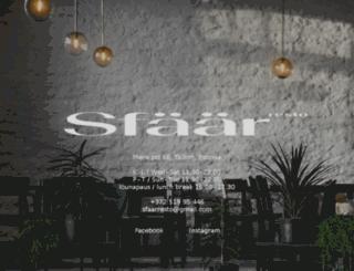 sfaar.ee screenshot