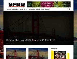 sfbg.com screenshot