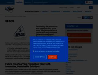 sfds.com screenshot