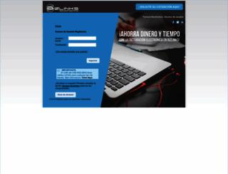 sfe.bizlinks.com.pe screenshot
