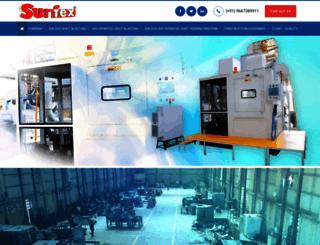 sfecindia.net screenshot