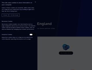 sfengland.slc.co.uk screenshot
