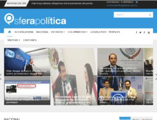sferapolitica.com screenshot