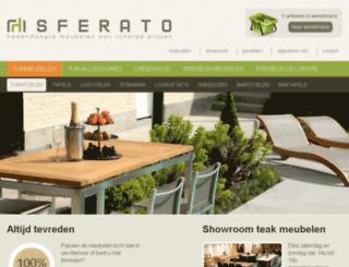 sferato.nl screenshot