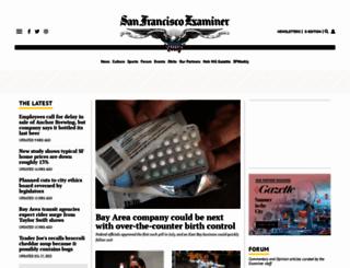 sfexaminer.com screenshot