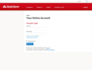 sffileuploadb2c.statefarm.com screenshot