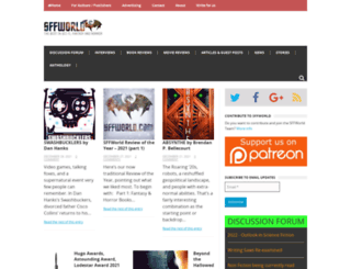 sffworld.com screenshot