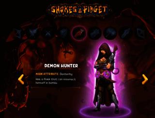sfgame.us screenshot