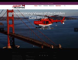 sfhelicoptertours.com screenshot