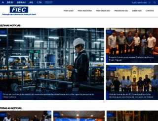 sfiec.org.br screenshot