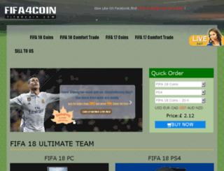 sfifa16.com screenshot