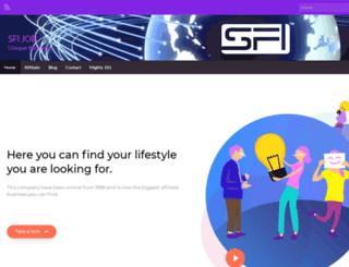 sfijob.com screenshot