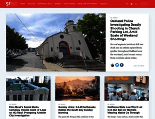 sfist.com screenshot