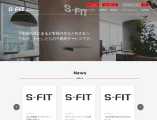 sfit.co.jp screenshot