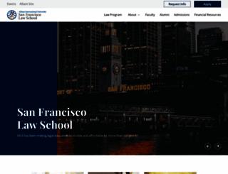 sfls.edu screenshot
