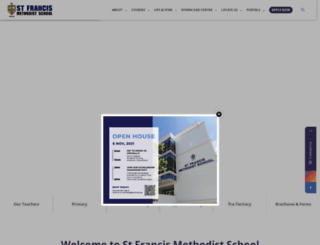 sfms.edu.sg screenshot