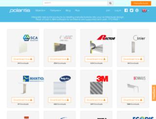sfny.polantis.com screenshot