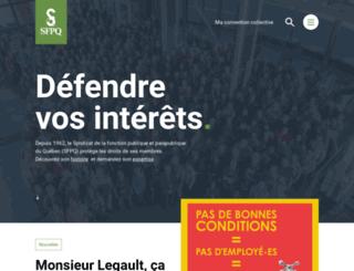 sfpq.qc.ca screenshot