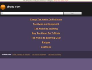 sfrang.com screenshot