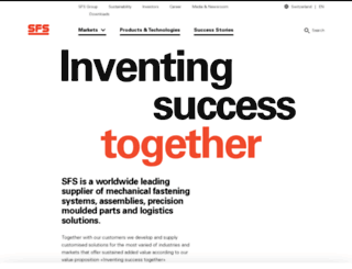 sfs.com screenshot