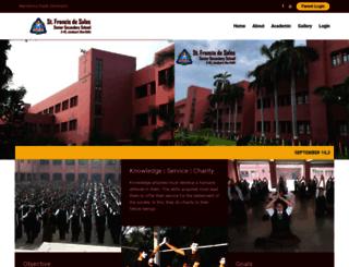 sfsdelhi.com screenshot