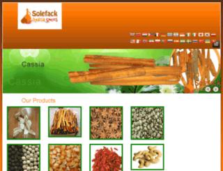 sfspices.com screenshot
