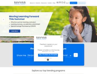sfsuccessnet.com screenshot