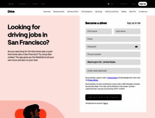 sfuberpartners.com screenshot